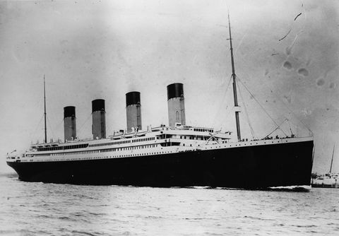 Titanic - the Titanic