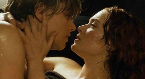 Jack and Rose sex scene