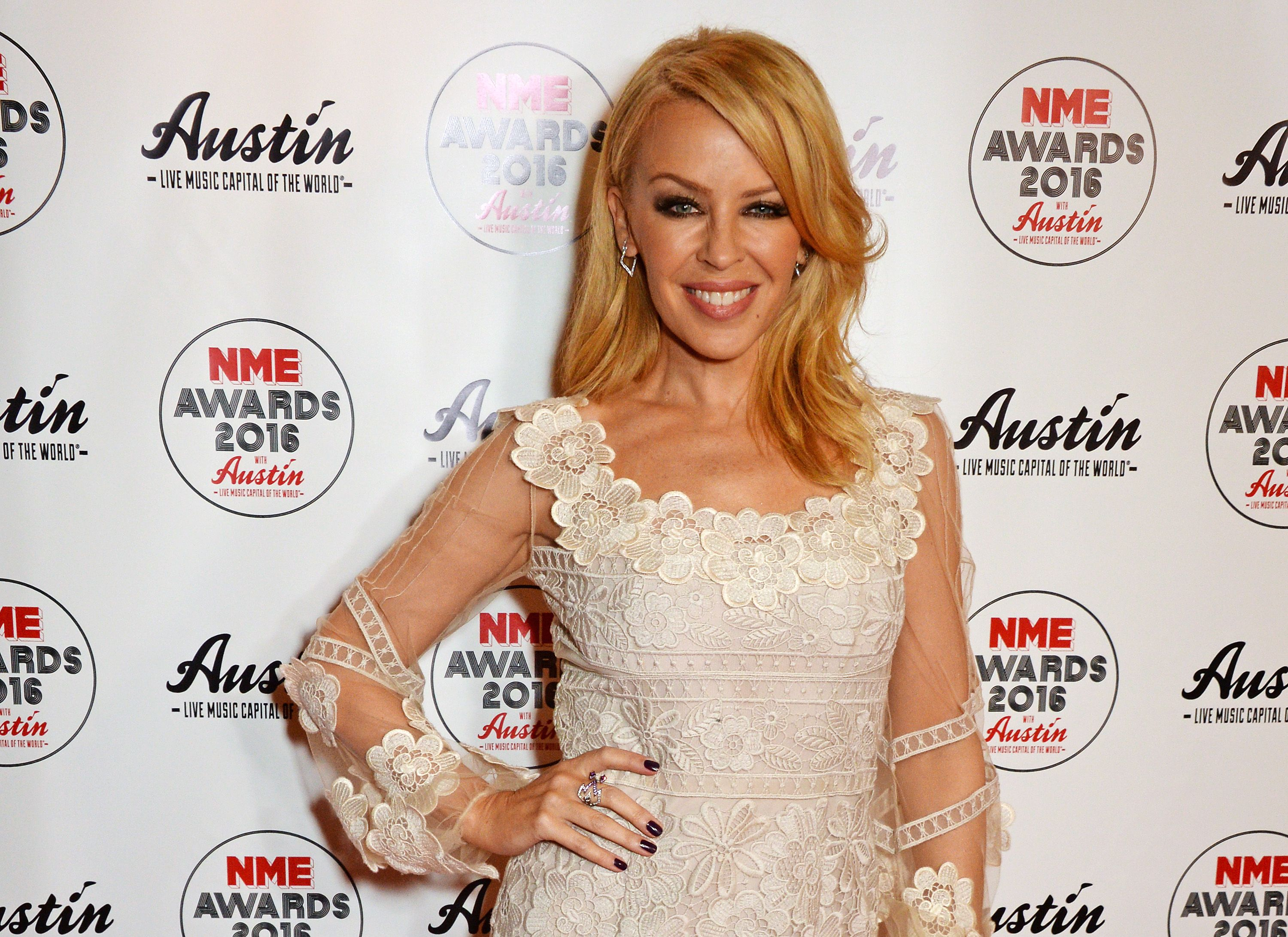 Kylie Minogue Isn't Happy That Jenner's Trying to Trademark TheirName