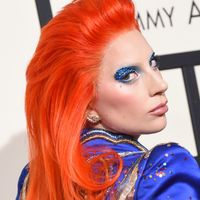 Grammy Awards beauty looks - Lady Gaga