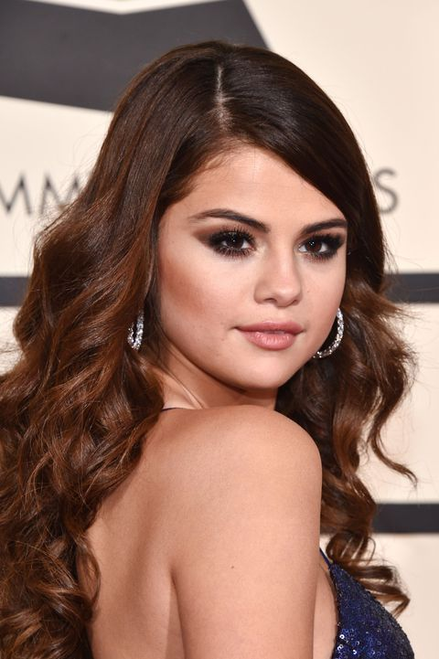 Grammy Awards beauty looks - Selena Gomez
