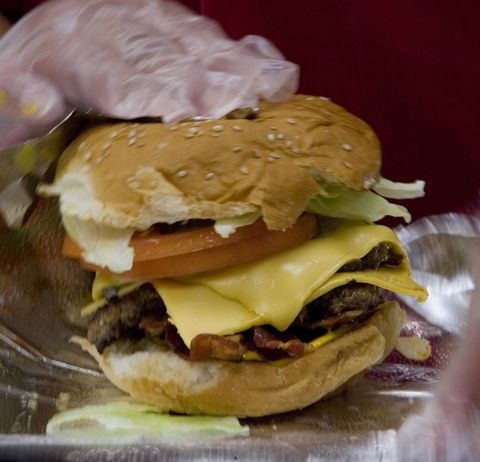 This Man Loves Burger King So Much He Changed His Name To Mr Bacon
