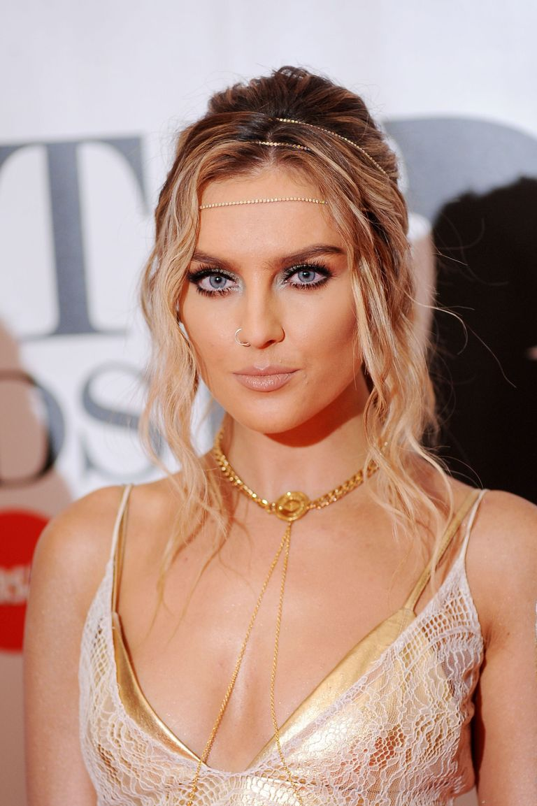 Perrie Edwards At The Brits