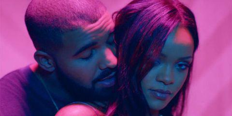 Rihanna and Drake - Work video