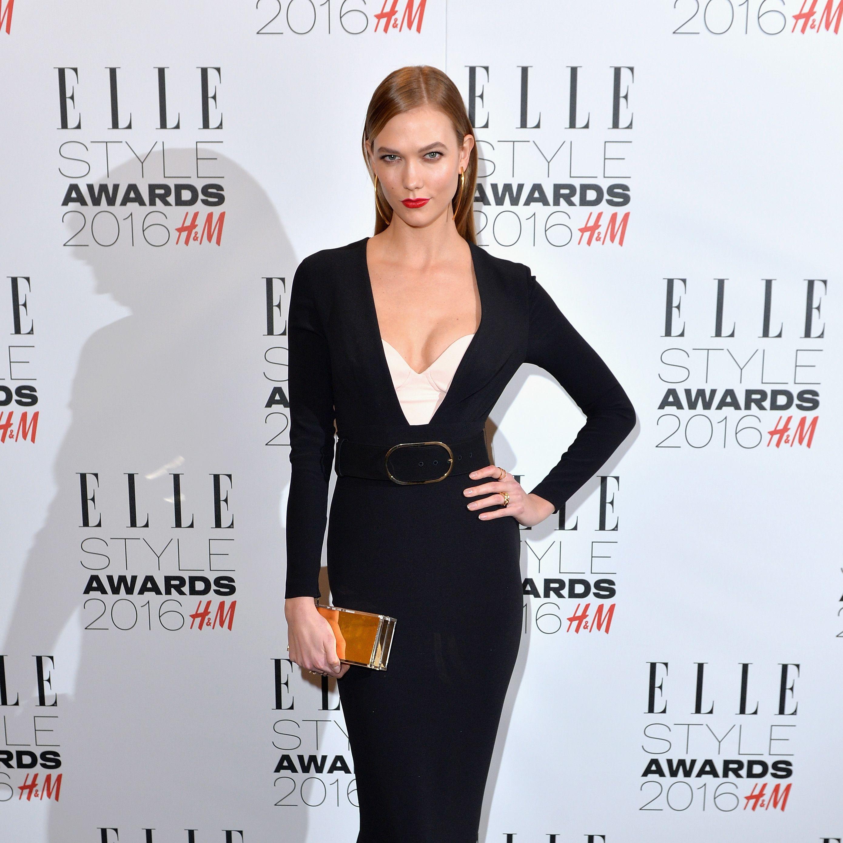 Elle Style Awards 2016: Karlie Kloss