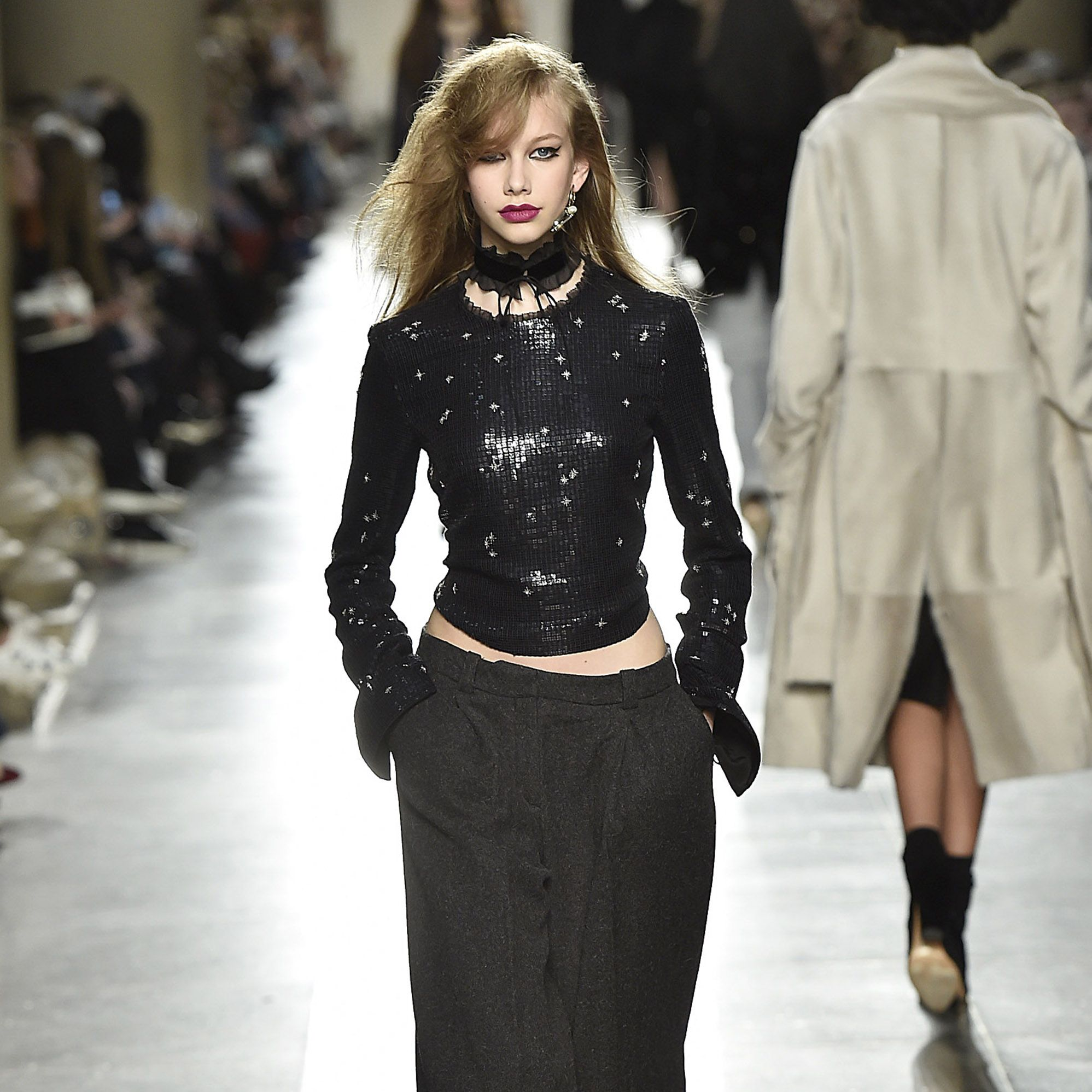 Topshop Unique AW16 at London Fashion Week