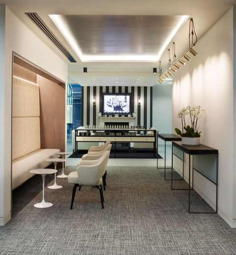 Estée Lauder's London Office Is Beyond Cool