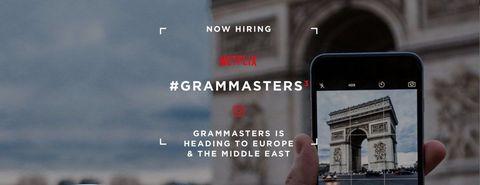 Netflix is advertising the DREAM job as we speak