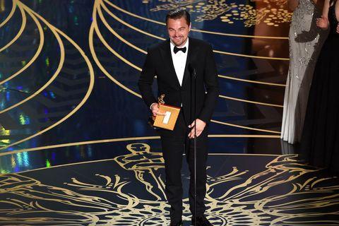 Leonardo DiCaprio - Oscars 2016 speech