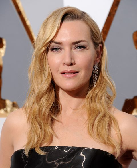 Oscars 2016 beauty: Kate Winslet