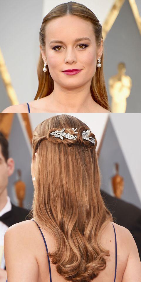 Oscars 2016 beauty: Brie Larson