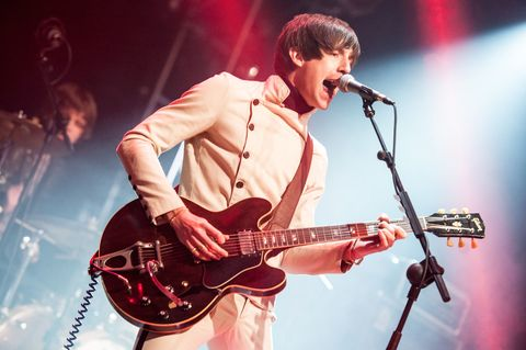 Miles Kane has been accused of inappropriately propositioning a journalist
