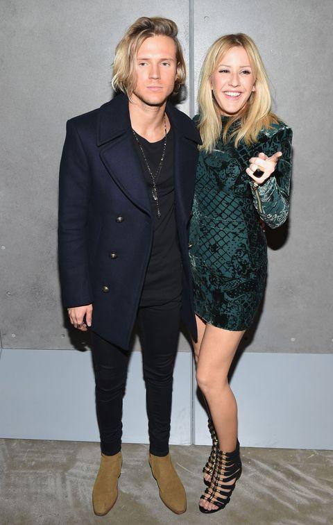 Ellie Goulding confirms she and Dougie Poynter have split