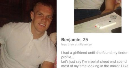 What this girl did when she discovered her boyfriend on Tinder is INCREDIBLE