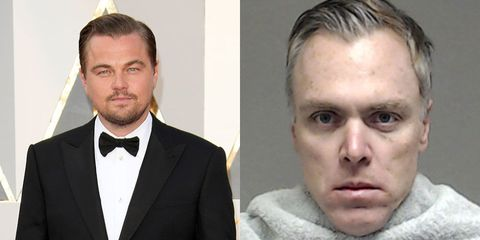 Leonardo DiCaprio's step-brother, Adam Farrar, is on the run from police