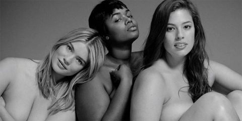 d7fc164ac2d This plus-size lingerie ad was banned for being too steamy