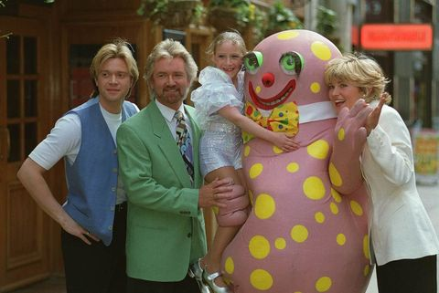 Americans have just discovered Mr Blobby, and they're scared
