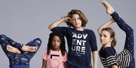 Gap Kids advert causing controversy