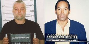 Did you know there was a link between the Making A Murderer and OJ Simpson trials?
