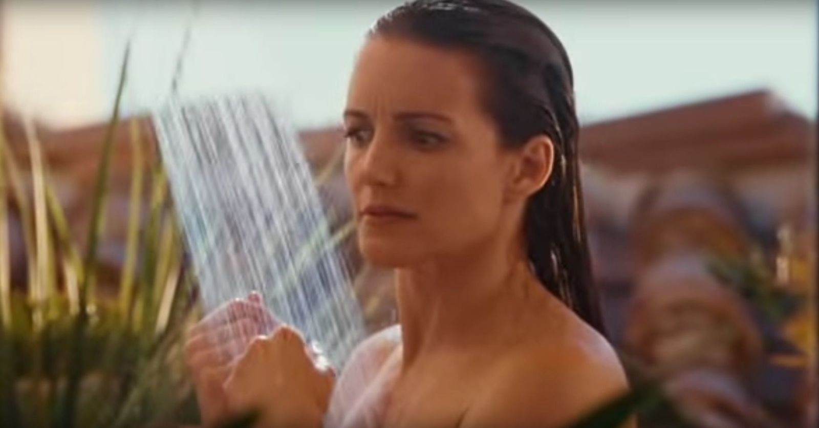 Hot Teen In The Shower