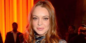 Lindsay Lohan is engaged