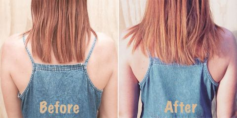 The easiest trick ever to make your hair grow