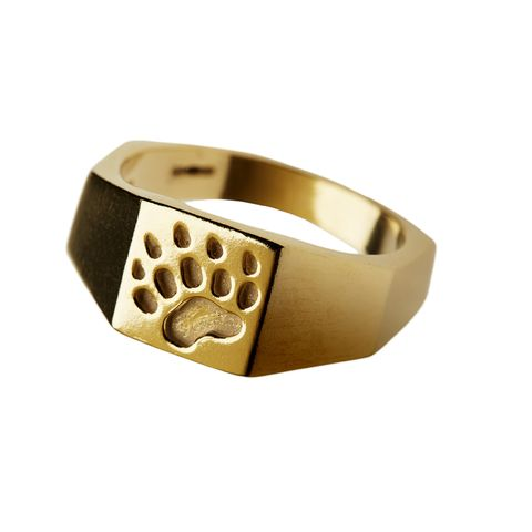 Fashion accessory, Jewellery, Metal, Natural material, Ring, Beige, Mineral, Body jewelry, Steel, Still life photography,