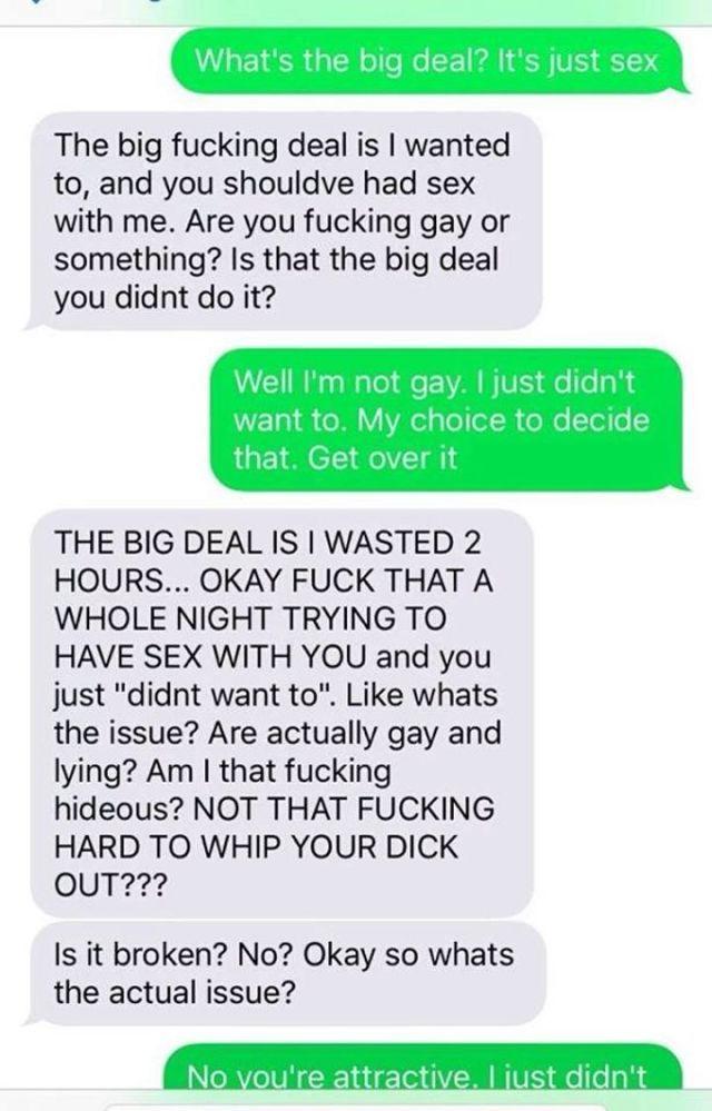 Men using vibrator on woman
