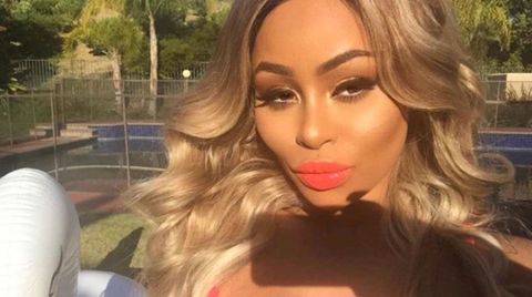 Blac Chyna launches her own emoji app
