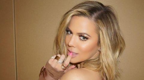 Khloe Kardashian's game-changing nail hack