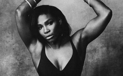 Serena Williams people photoshopped image