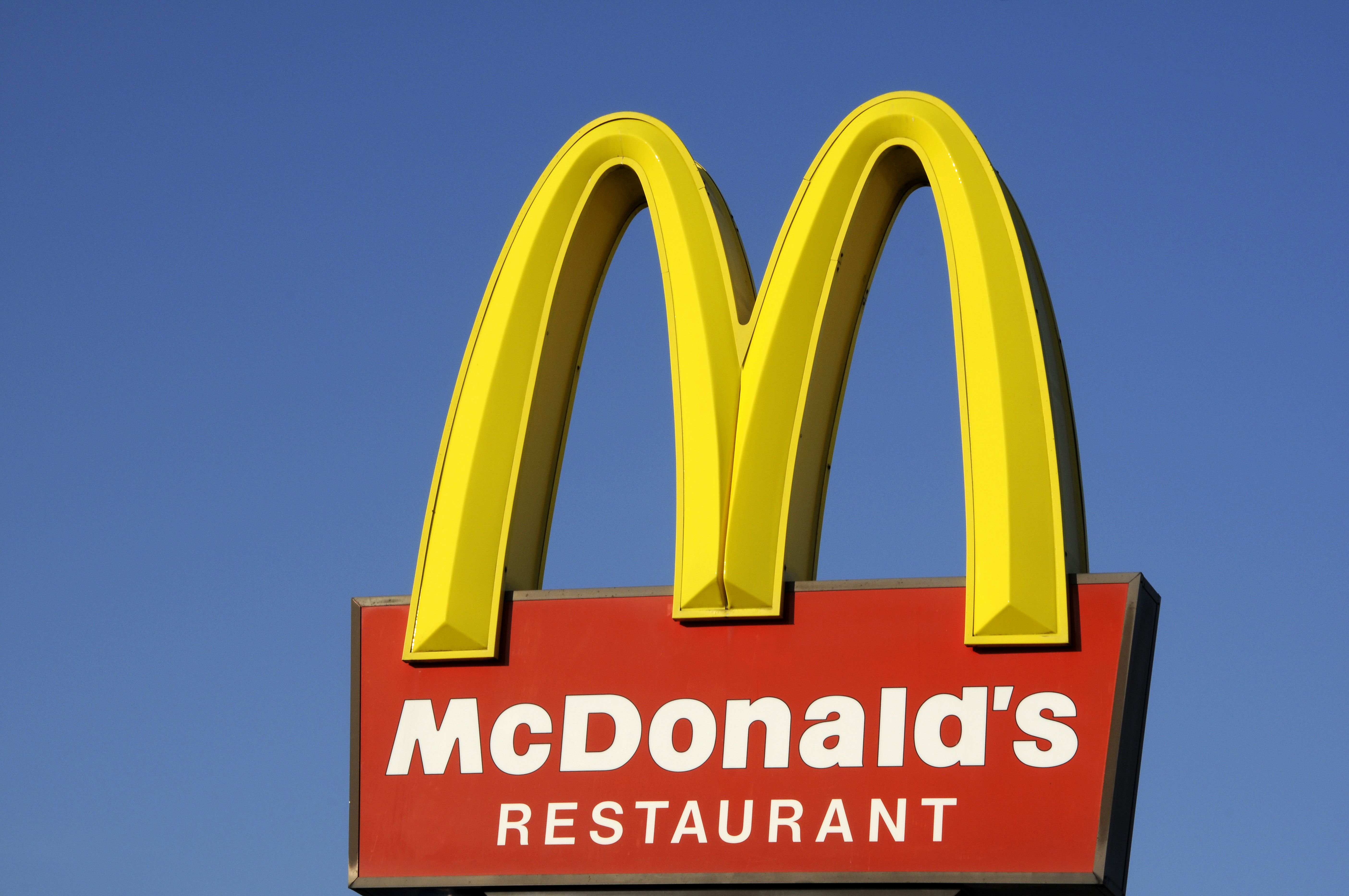 So, apparently there's a gold card that lets you get free McDonald's for  life