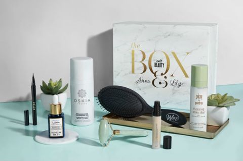 Cultbeauty box by Lily Pebbles and Vivianna Does Makeup