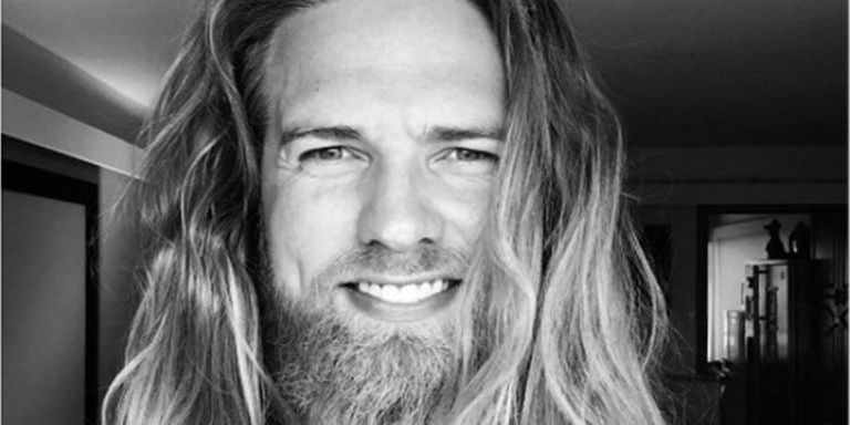'Hot Viking' man is going viral and we can see why