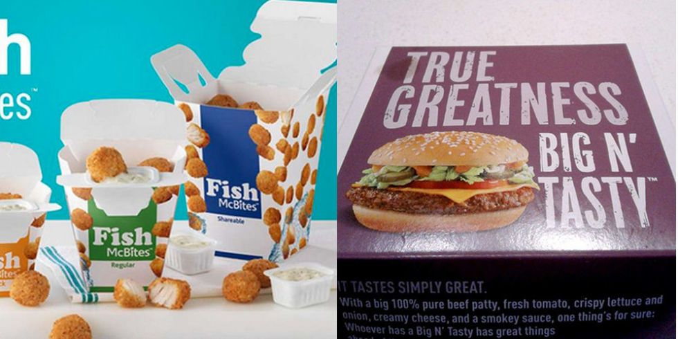 Discontinued McDonalds Foods You Forgot Existed - 20 mcdonalds meals didnt even know existed