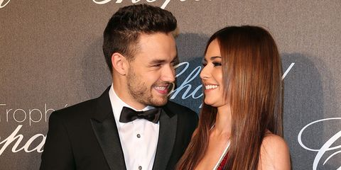 Cheryl and Liam Payne Cannes