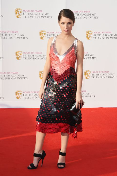 Bafta Awards 2016 red carpet dresses