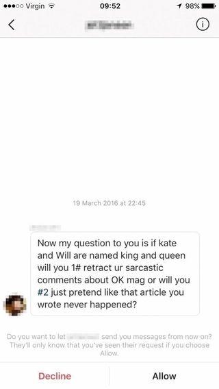Instagram's secret message inbox - did you know Instagram has a
