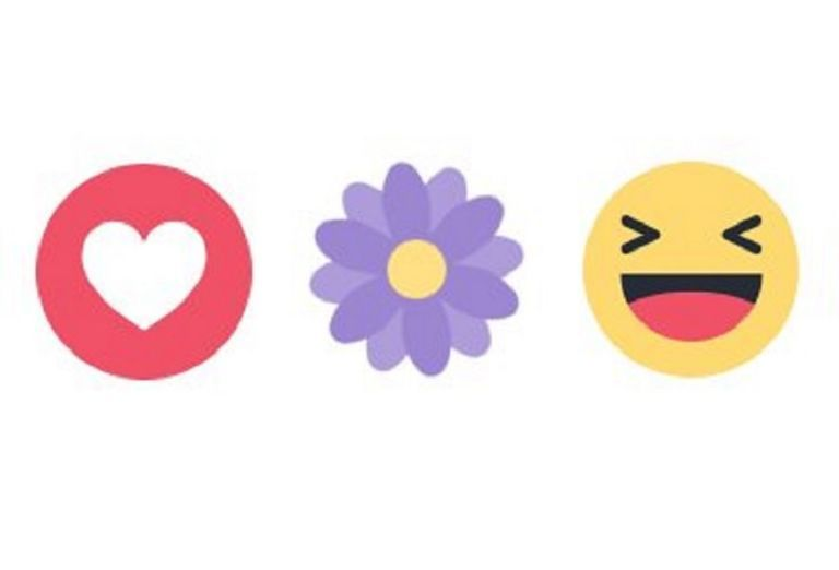 So This Is What The Flower Facebook Reaction Really Means