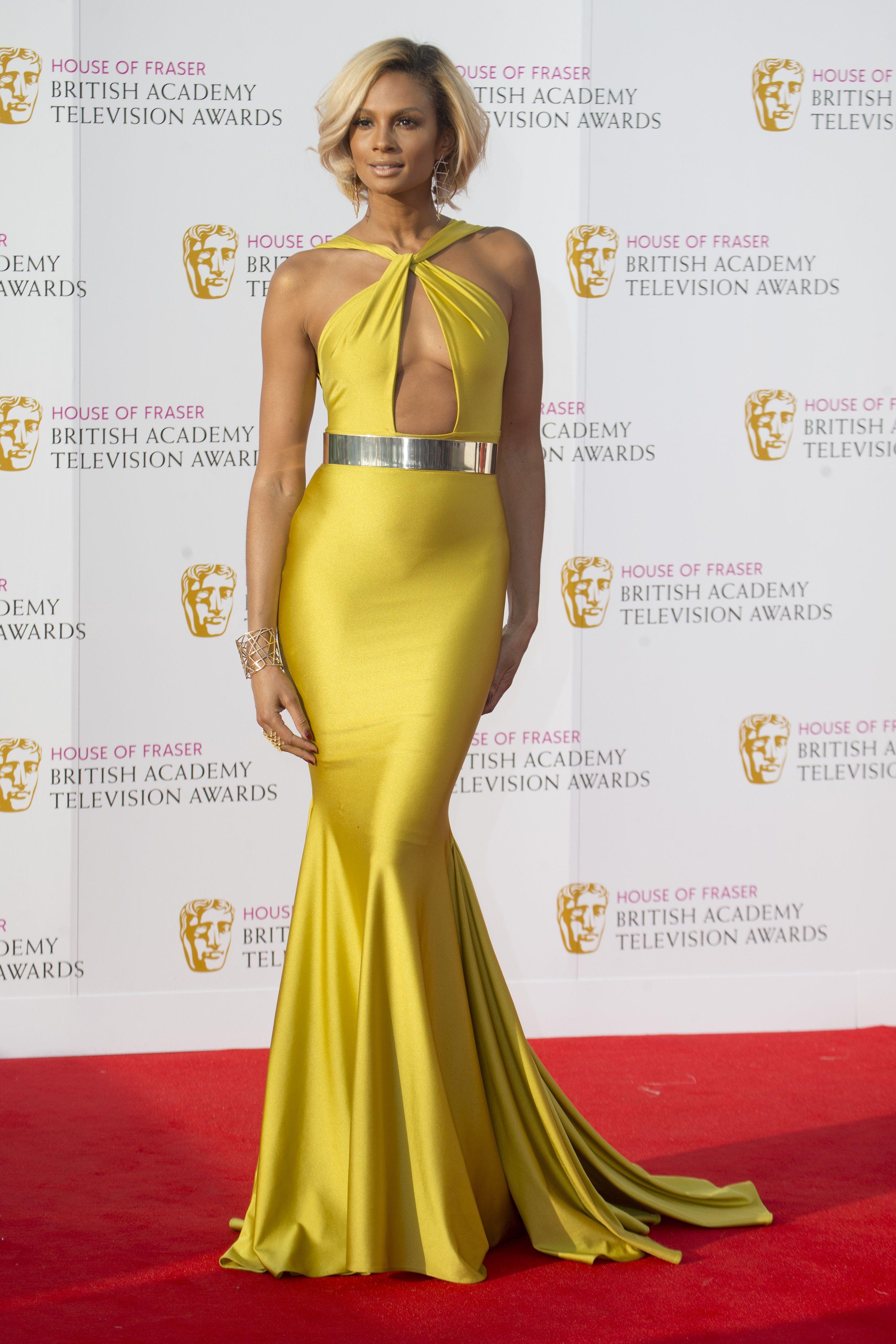 Bafta Awards 2016 red carpet dresses