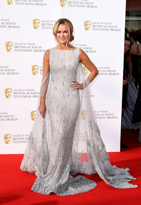 BAFTA TV Awards 2016: all the best red carpet dresses
