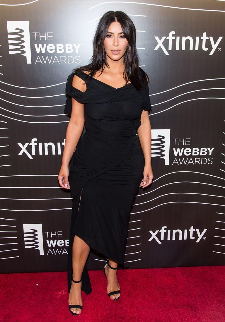 Kim Kardashian has shared her guide to slang words