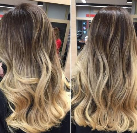 Brush Lights Are The New Way To Get Pinterest Worthy Hair Colour