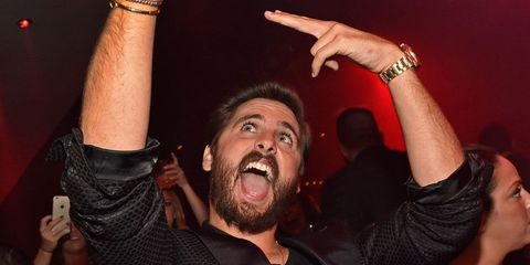 Everyone's taking the piss out of Scott Disick's Instagram fail