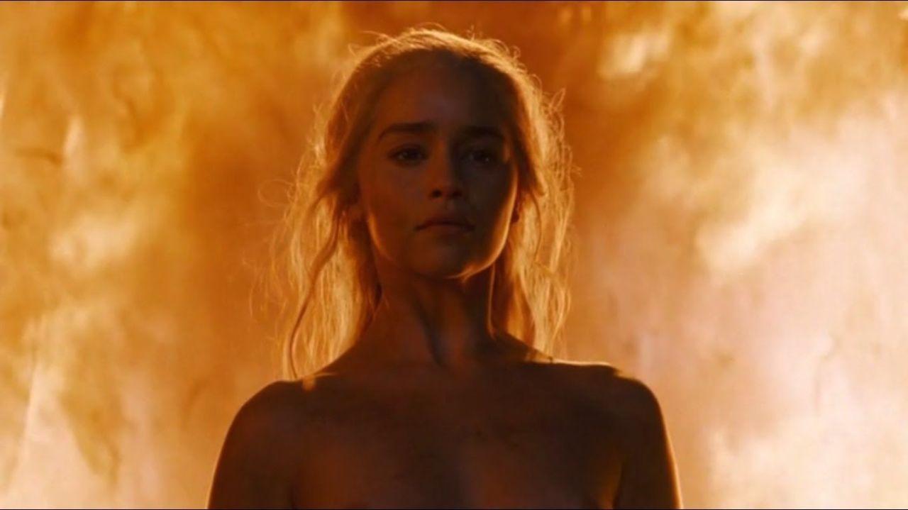 Emilia clarke naked sex