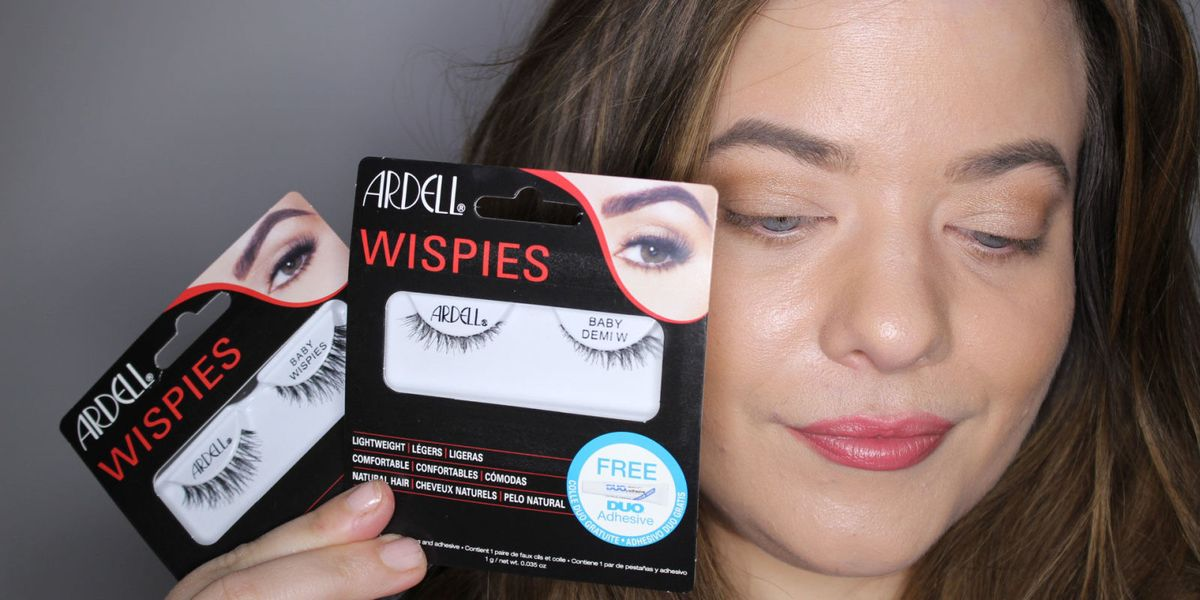 We Compared The New Ardell Baby False Lashes To Their