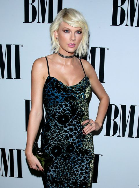 Taylor Swift at the BMI music awards
