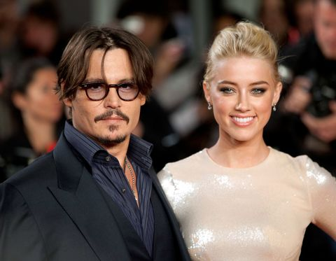 Amber Heard has been granted a restraining order against Johnny Depp