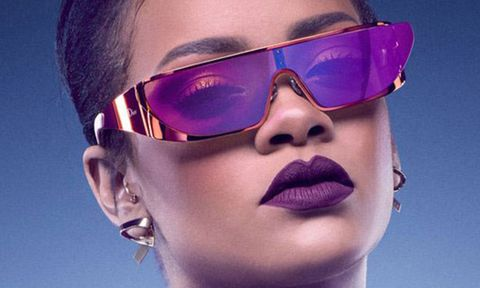 c83554f59cd1 Rihanna s designed the coolest sunglasses for Dior