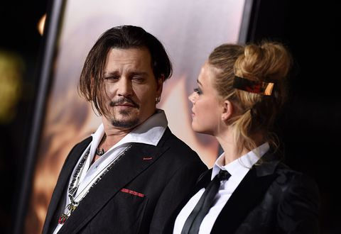 Amber Heard has released a full statement following her domestic violence claims